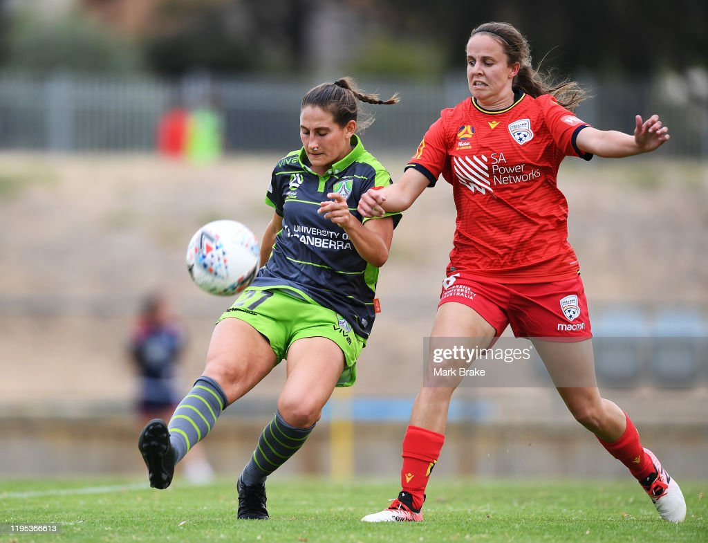 W-League Rd 6 - Adelaide v Canberra : News Photo