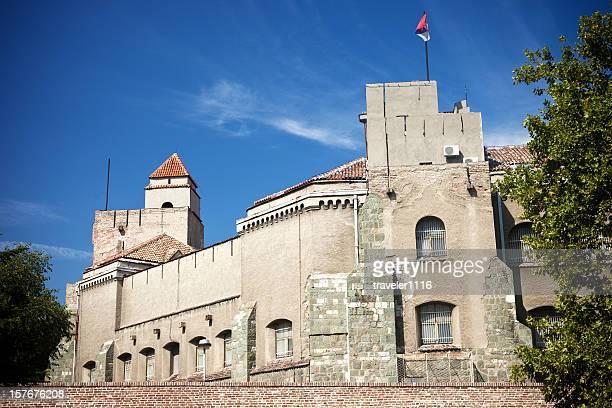 kalemegdan fortress in belgrade, serbia - belgrade stock pictures, royalty-free photos & images