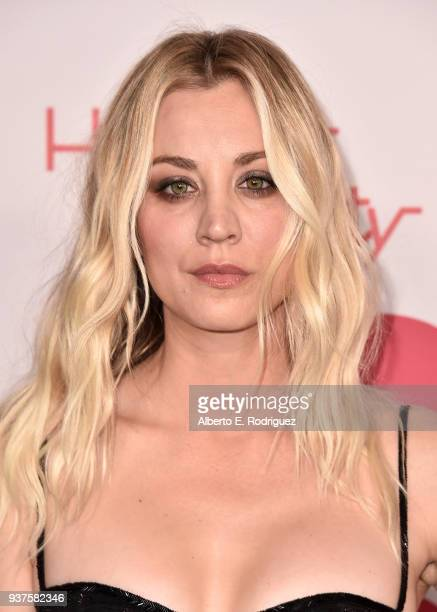Kaley Cuoco attends the 6th Annual Hilarity For Charity at The Hollywood Palladium on March 24 2018 in Los Angeles California