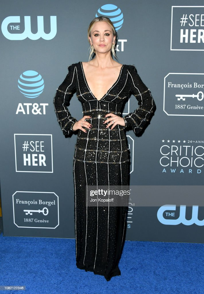 The 24th Annual Critics' Choice Awards - Press Room : News Photo