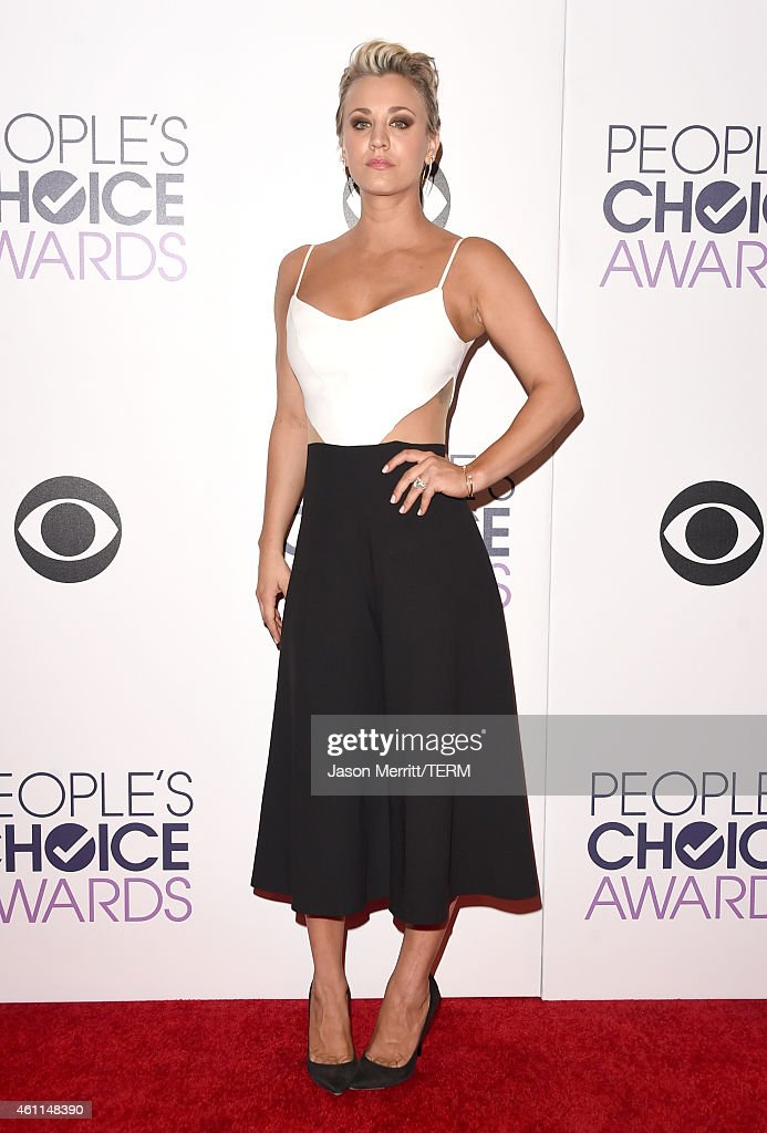 The 41st Annual People's Choice Awards - Press Room