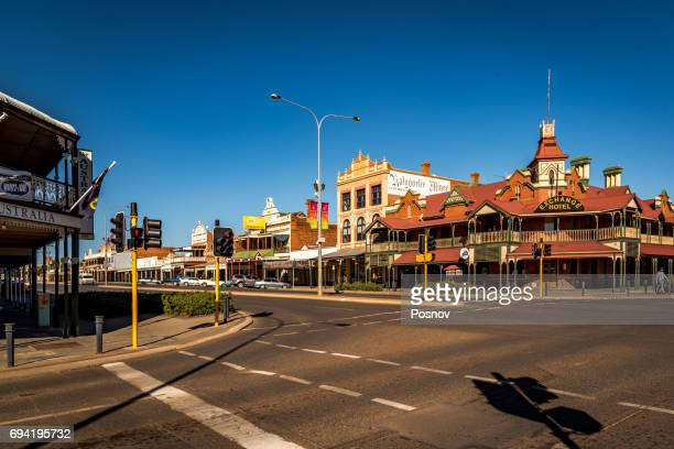 kalgoorlie - town stock pictures, royalty-free photos & images