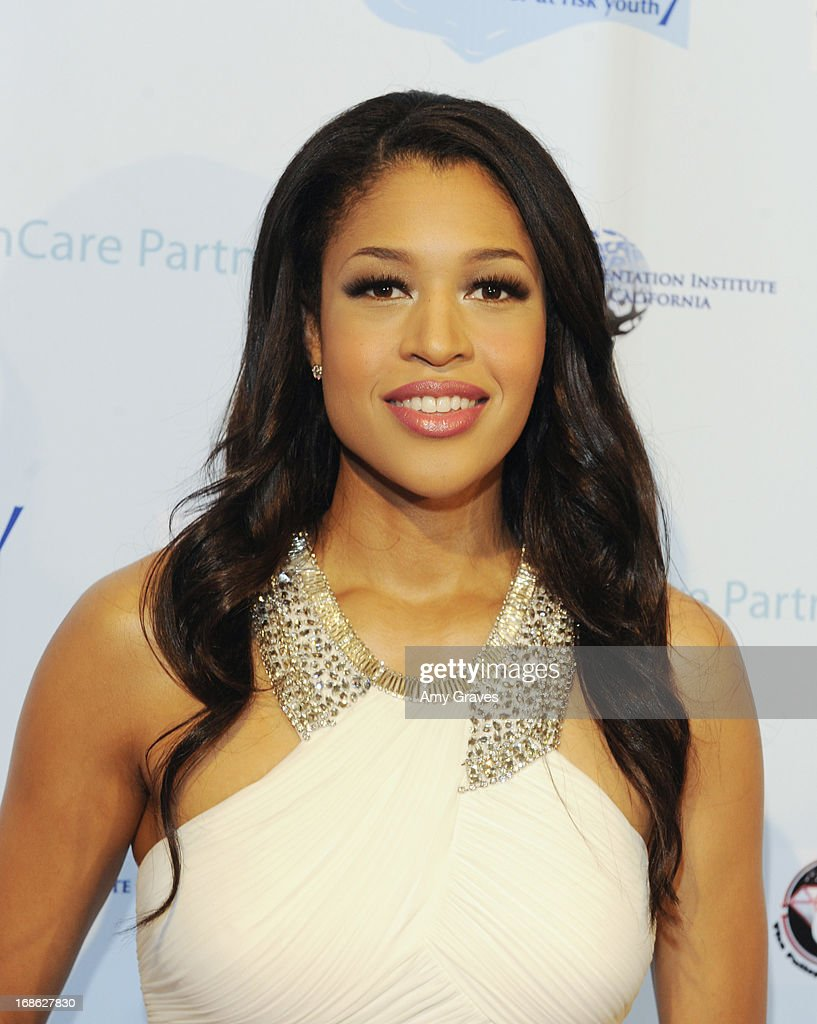 Kali Hawk attends the CARRY Foundation's 7th Annual 'Shall We Dance' Gala at The Beverly Hilton Hotel on May 11, 2013 in Beverly Hills, California.