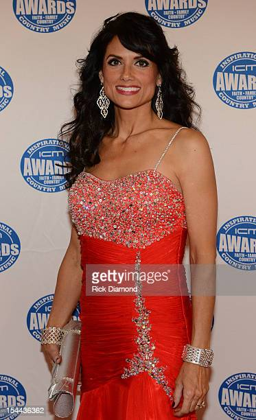 Kali Rose at the Inspirational Country Music Awards on October 18 2012 in Nashville Tennessee