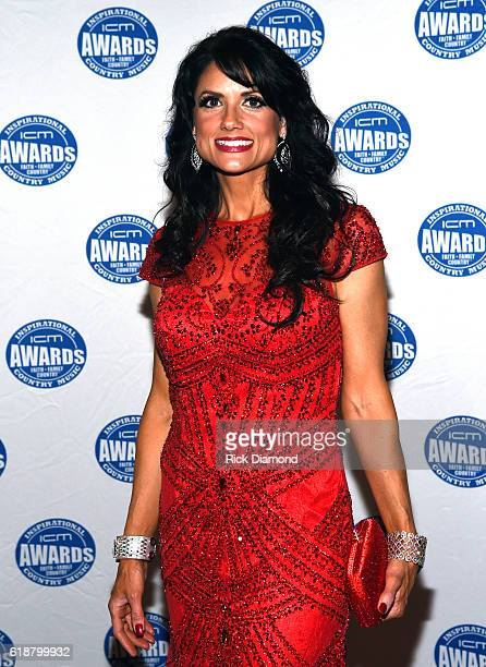 Kali Rose attends the 2016 Inspirational Country Music Association Awards at Trinity Music City on October 27 2016 in Hendersonville Tennessee
