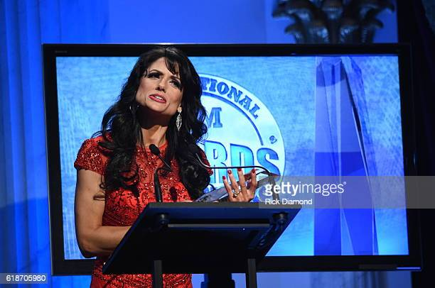 Kali Rose Inspirational Song of the Year during the 2016 Inspirational Country Music Association Awards at Trinity Music City on October 27 2016 in...