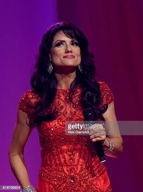 Kali Rose performs during the 2016 Inspirational Country Music Association Awards at Trinity Music City on October 27 2016 in Hendersonville Tennessee