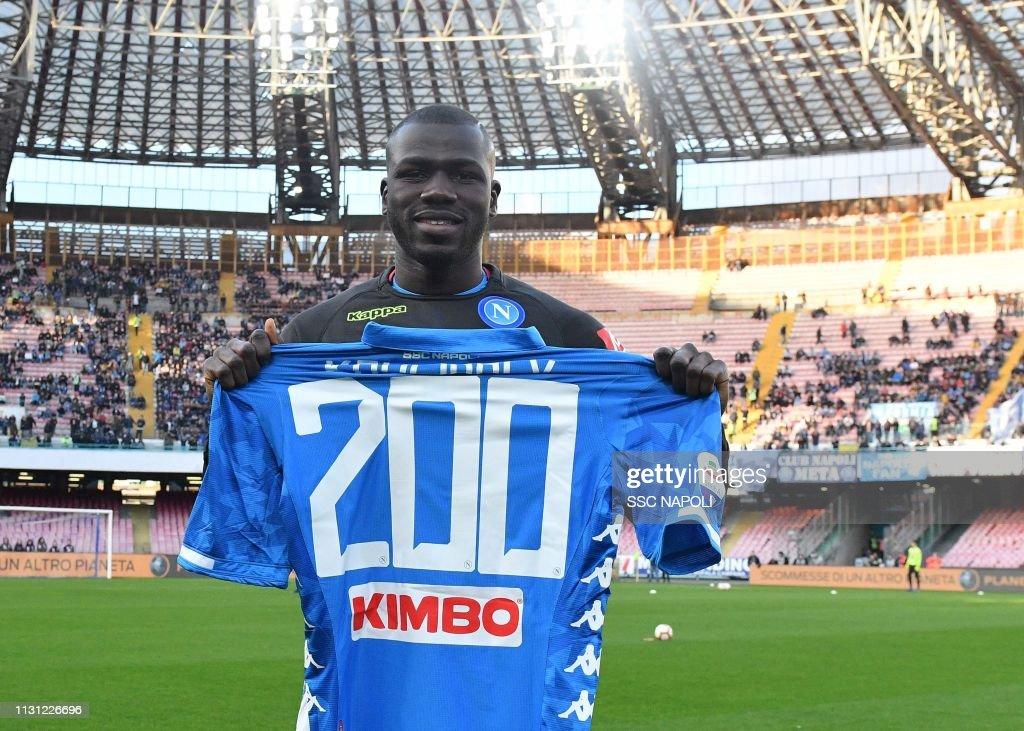 ITA: SSC Napoli v Udinese - Serie A