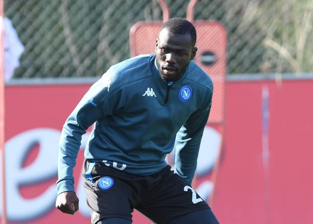 ITA: SSC Napoli - Press Conference And Training Session
