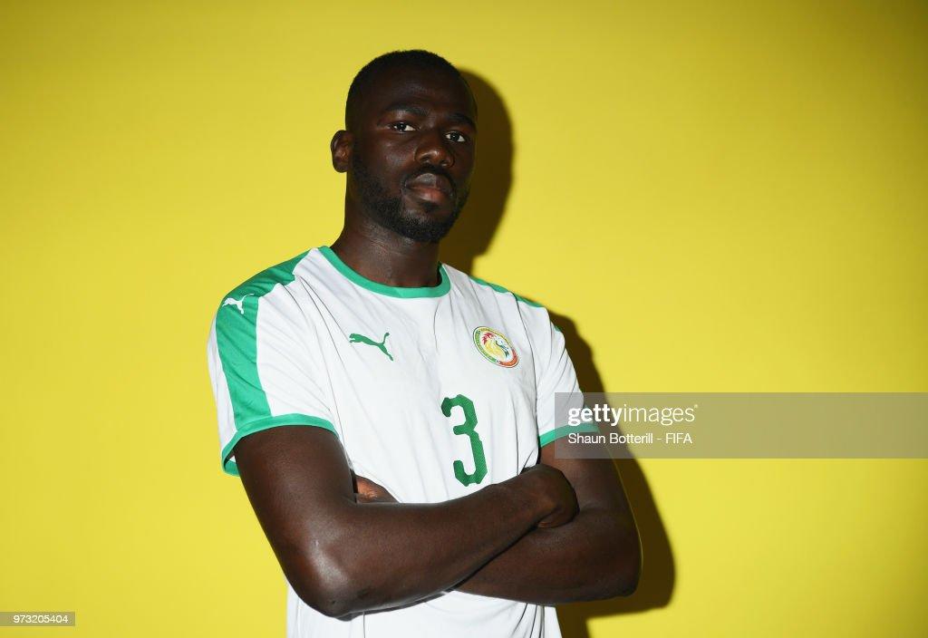 Senegal Portraits - 2018 FIFA World Cup Russia : ニュース写真