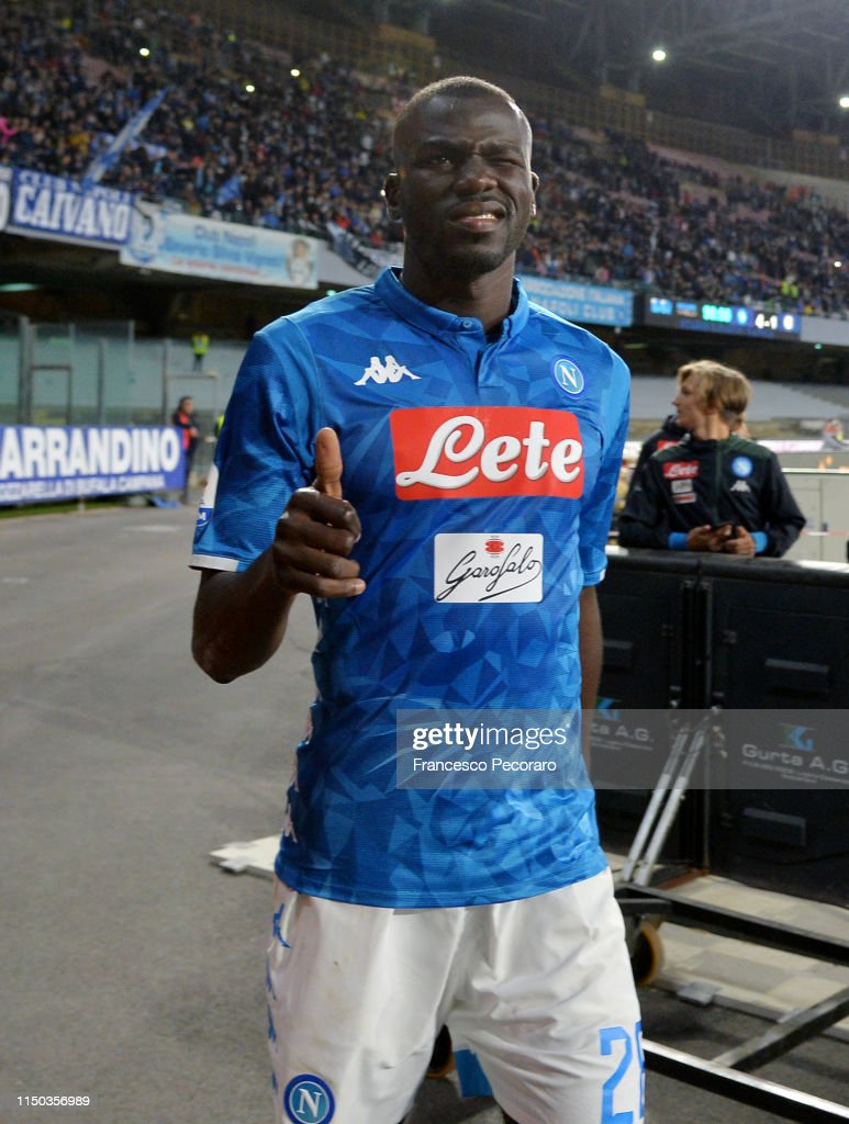 SSC Napoli v FC Internazionale - Serie A : News Photo