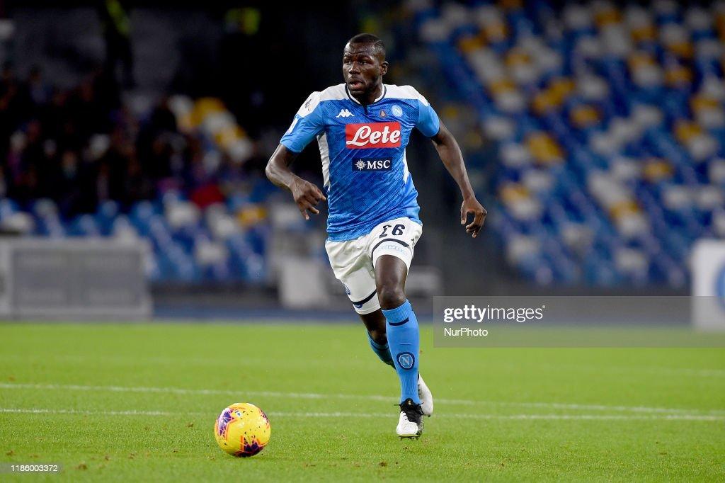 SSC Napoli v Bologna FC - Serie A : News Photo