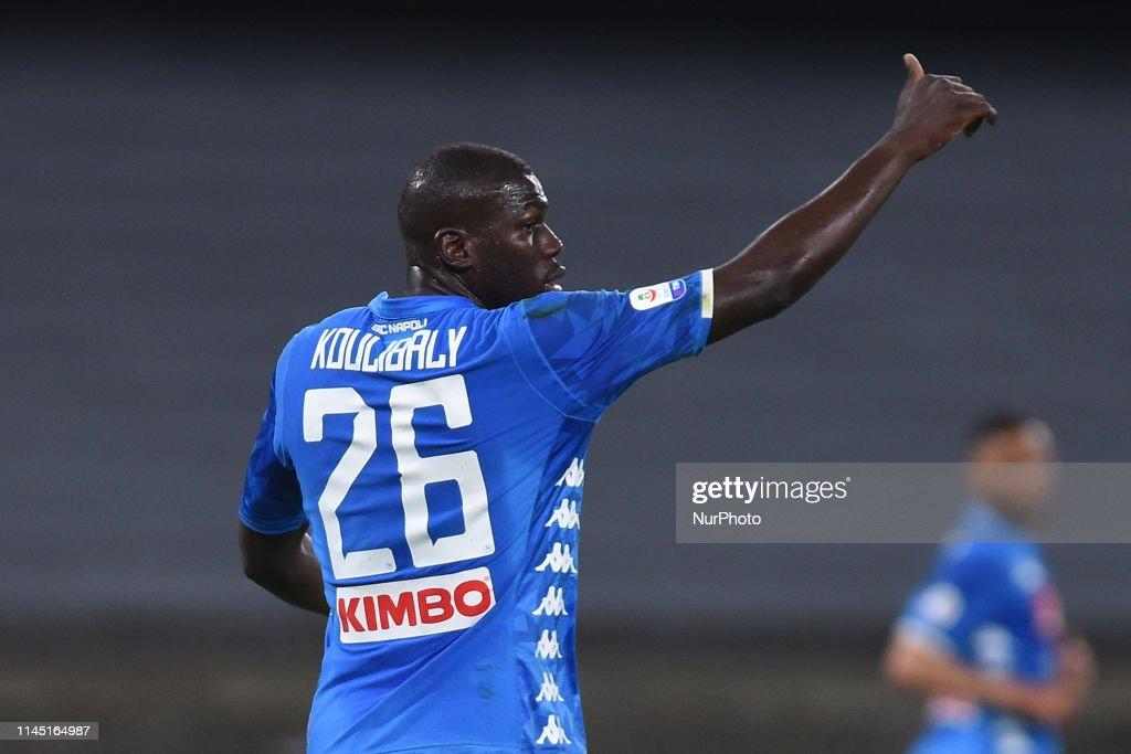 SSC Napoli v FC Internazionale - Serie A TIM : News Photo