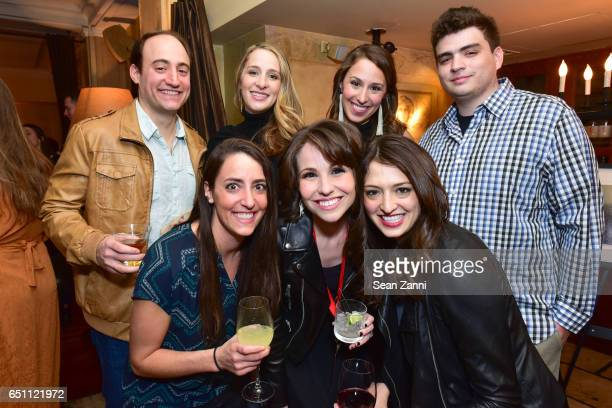 Kalin Jenna Kalin Lindsay Holden Alana Kalin Katy Williamson Jesse Mash and Brett Yulman attend VIP PreConcert Cocktail Party for John Varvatos Greg...