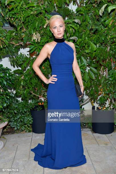 Kalina Rahal attends the Max Mara Celebration for Alexandra Shipp 2018 Women In Film Max Mara Face Of The Future Award Recipient at Chateau Marmont...
