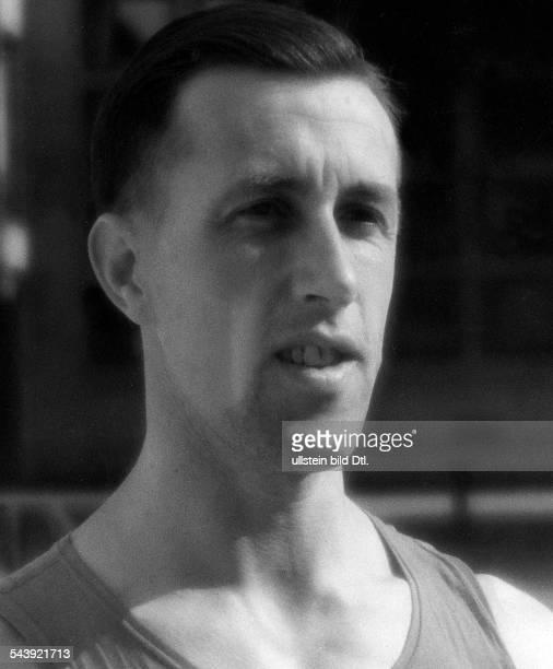 Kalisch Viktor Canoeist Austria* during the Olympic Games 1936 in Berlin Photographer Lothar Ruebelt undatedVintage property of ullstein bild