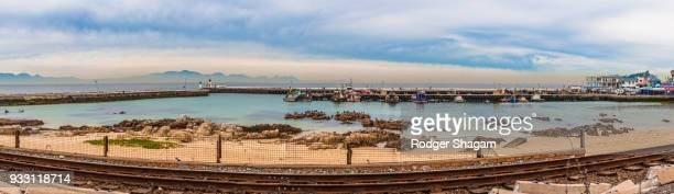Kalk Bay Harbour. Cape Town, South Africa.