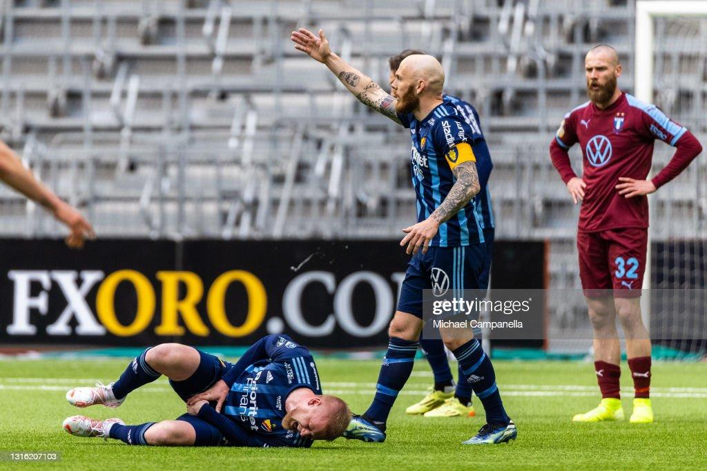 Djurgardens IF v Malmo FF - Allsvenskan : News Photo