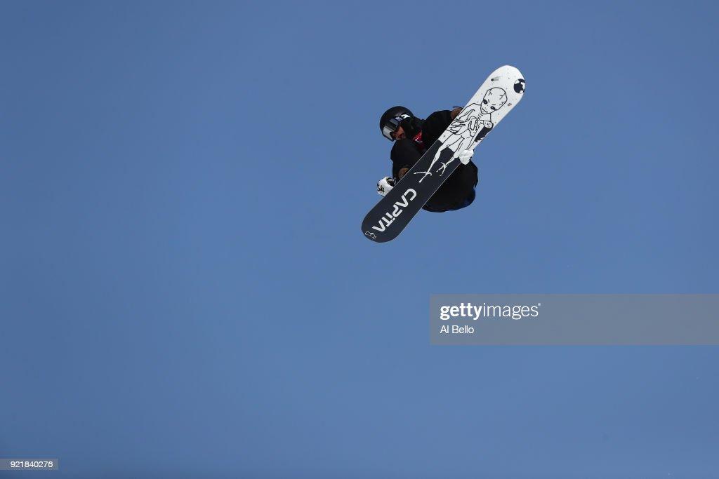Snowboard - Winter Olympics Day 12 : News Photo