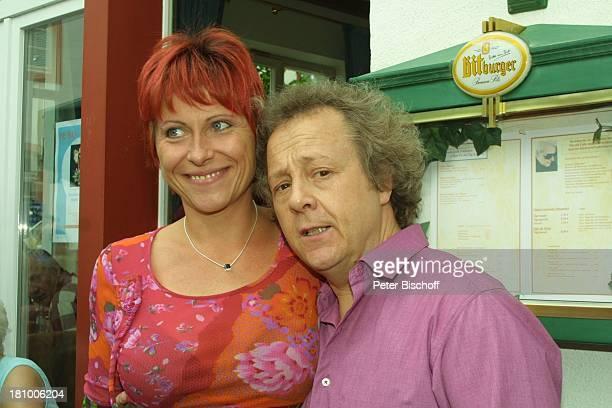 Kalle Pohl Ehefrau Michaela Pohl RPRMusiksendung zum Muttertag Bad Münstereiffel RathausCafe TVModerator Frau Familie
