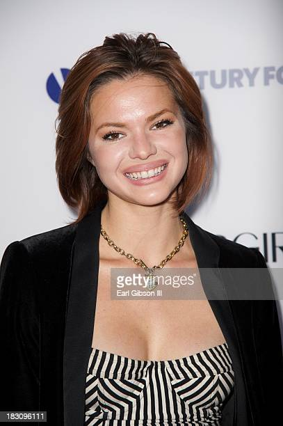 """Kalli Thorne attends the Latina Magazine """"Hollywood Hot List"""" Party at The Redbury Hotel on October 3, 2013 in Hollywood, California."""
