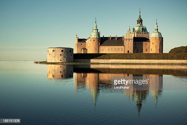 kalmar castle - castle stock pictures, royalty-free photos & images