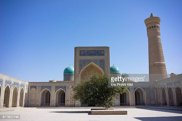 Kalon mosque and minaret, Bukhara