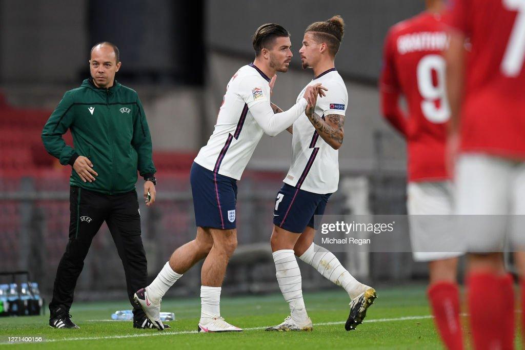 Denmark v England - UEFA Nations League : News Photo
