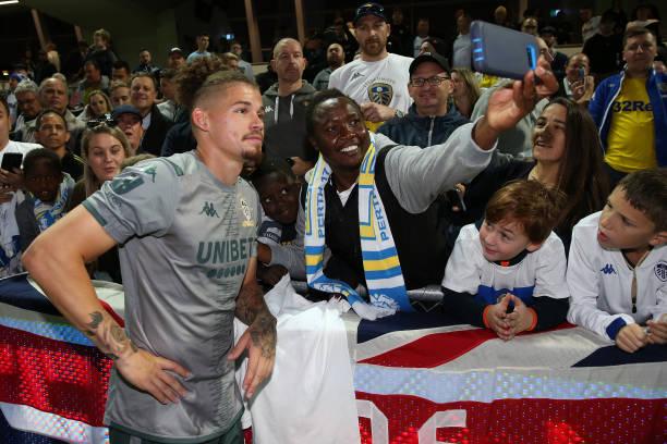 AUS: Leeds United Training Session