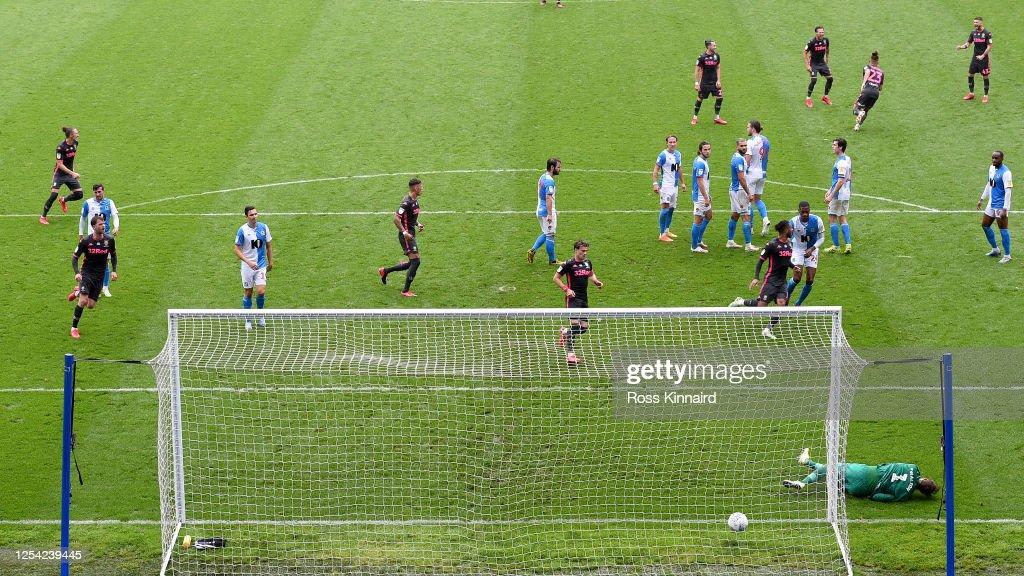 Blackburn Rovers v Leeds United - Sky Bet Championship : News Photo