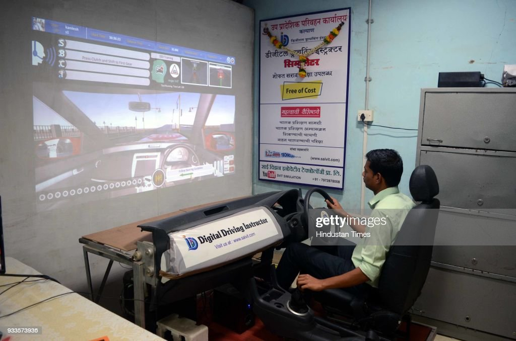 Kalyan RTO Introduces A Virtual Driving Lesson
