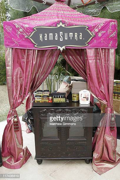 Kama Sutra during 2007 Silver Spoon Golden Globes Suite Day 1 at Private Residence in Los Angeles California United States Photo by Matthew...