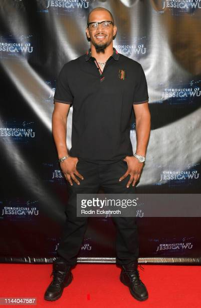 Kamaal Bittle attends the Chronicles of Jessica Wu Season 2 premiere at SAGAFTRA Foundation Screening Room on April 20 2019 in Los Angeles California