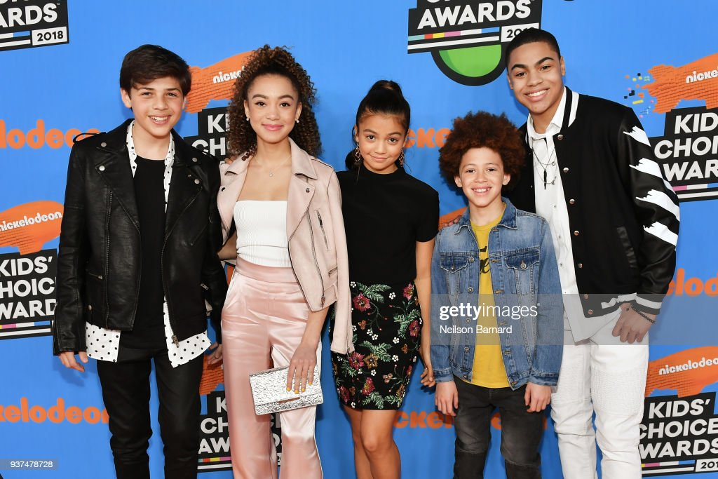 Nickelodeon's Kids' Choice Awards 2018