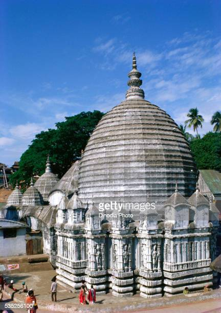 kamakhya temple in guwahati. - guwahati stock pictures, royalty-free photos & images