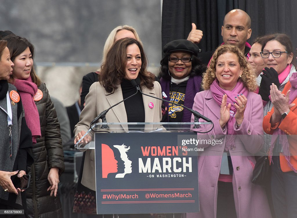 Women's March on Washington - March : News Photo