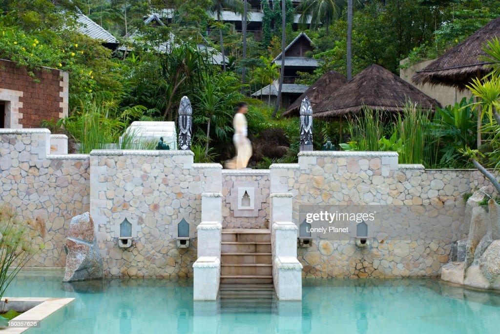 Kamalaya Resort. : Stock Photo