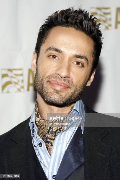 Kamar De Los Reyes during 15th Annual ASCAP Latin Music Awards - Cocktail Reception at Nokia Theatre in New York City, New York, United States.