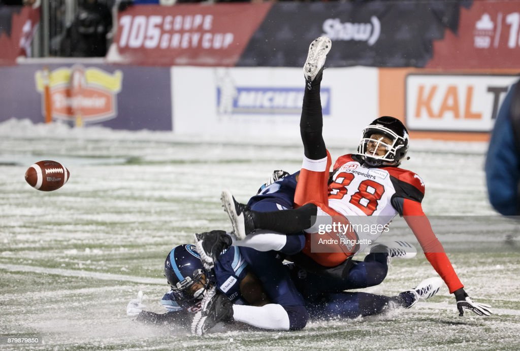 105th Grey Cup Championship Game : News Photo