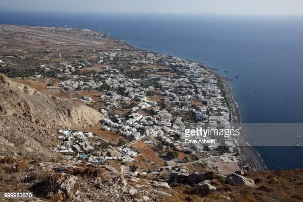 Kamari Santorini Greece