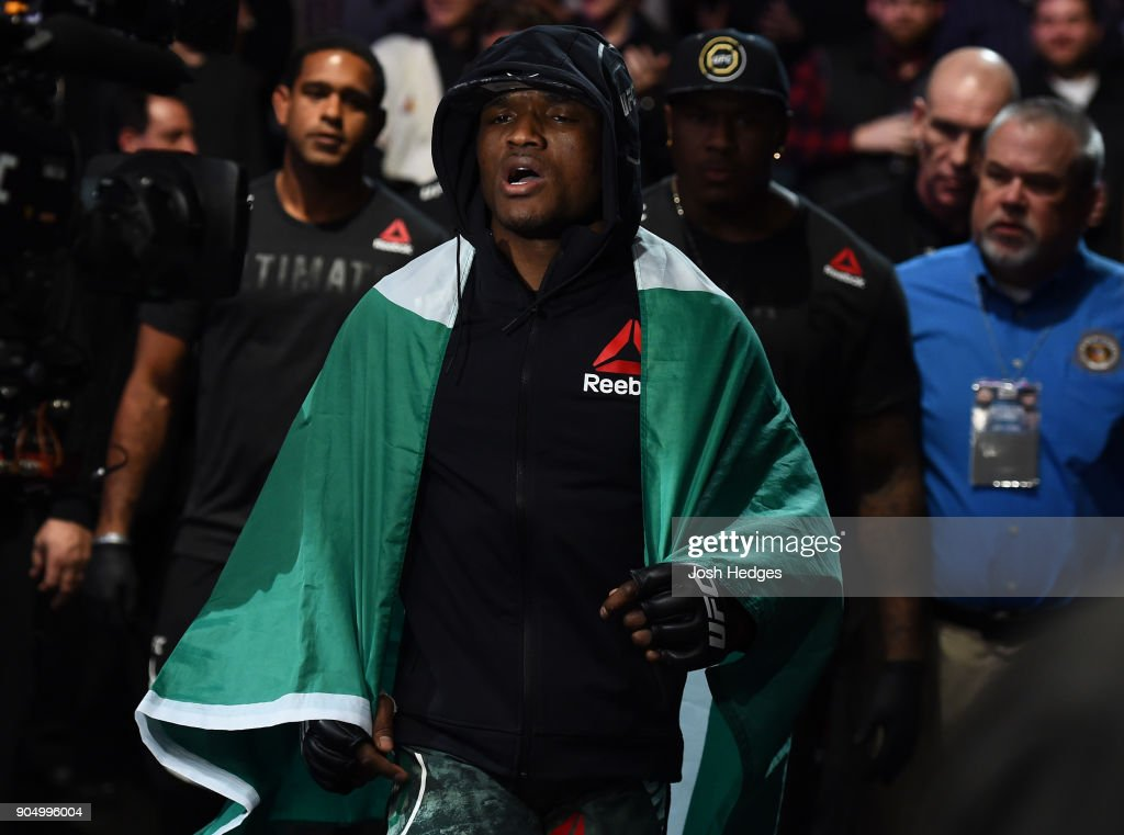 UFC Fight Night: Usman v Meek : News Photo