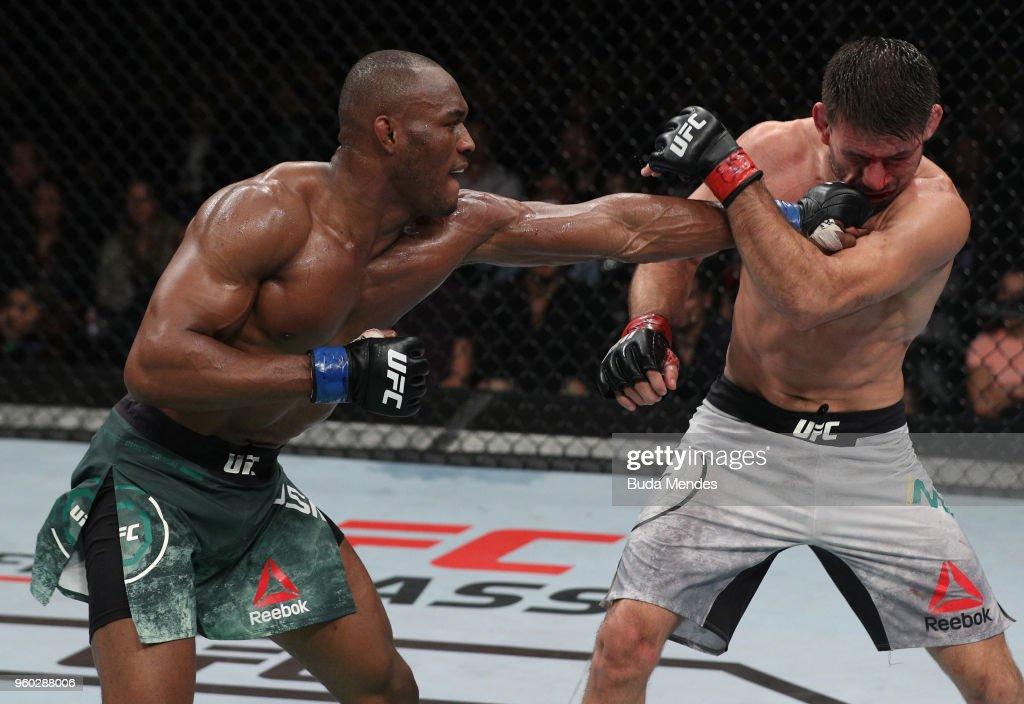 UFC Fight Night: Maia v Usman : News Photo