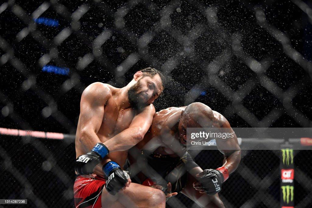 UFC 261: Usman v Masvidal 2 : Fotografía de noticias