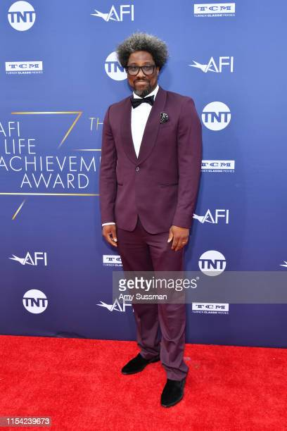 W Kamau Bell attends the 47th AFI Life Achievement Award honoring Denzel Washington at Dolby Theatre on June 06 2019 in Hollywood California 610507