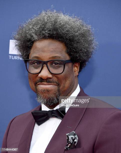 W Kamau Bell attends the American Film Institute's 47th Life Achievement Award Gala Tribute To Denzel Washington at Dolby Theatre on June 6 2019 in...