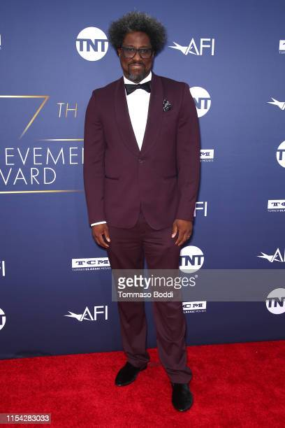 W Kamau Bell attends the American Film Institute's 47th Life Achievement Award Gala Tribute To Denzel Washington at Dolby Theatre on June 06 2019 in...