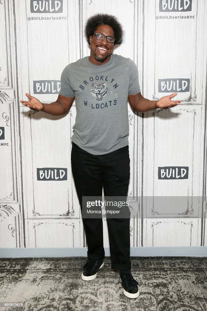 Build Presents W. Kamau Bell Discussing Dove Men+Care