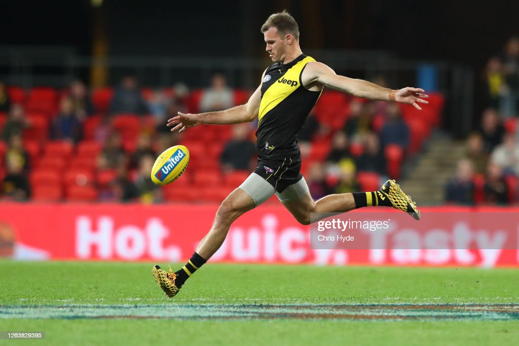 AFL Rd 10 - Richmond v Brisbane : News Photo