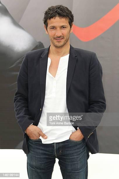 Kamel Belghazi attends 'Section De Recherches' photocall at the Grimaldi Forum on June 11, 2012 in Monte-Carlo, Monaco.