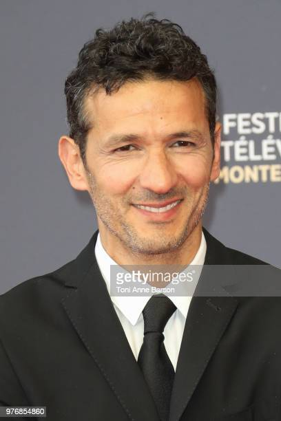Kamel Belghazi attends the opening ceremony of the 58th Monte Carlo TV Festival on June 15 2018 in MonteCarlo Monaco